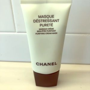 Other - Chanel Purifying Cream Mask